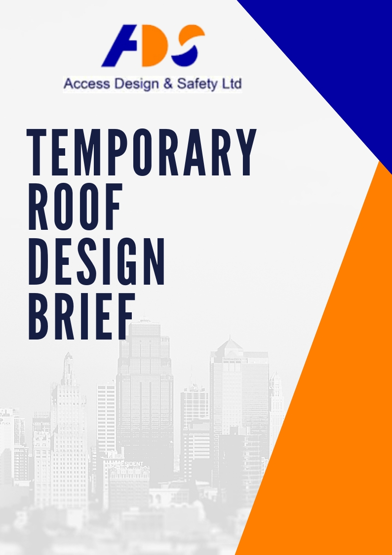 Tempoary Roof Design Brief
