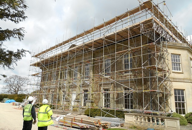 Benefits of outsourcing scaffold design and inspection to the same company